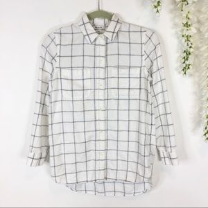 MADEWELL Classic Ex-Boyfriend button down shirt